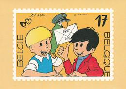 Jommeke  Postkaart - Comics