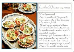 Coquilles St Jacques Aux Moules - éditions Mistral-Méridionales - Neuve - Recipes (cooking)