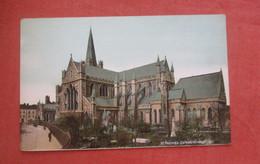 St Patricks  Cathedral  Dublin   Ireland      Ref 4841 - Dublin