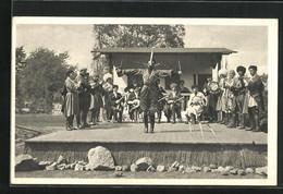 AK Original Kuban-Kosaken-Revue Djigit, Trachtenkapelle - Music And Musicians