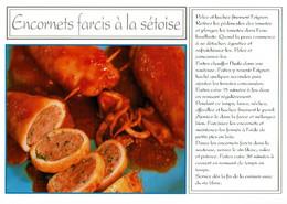 Encornets Farcis à La Sétoise - éditions Méridionales - Neuve - Recipes (cooking)