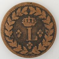 France, Blocus De Strasbourg, Décime 1815. BB, TB - D. 10 Centimes