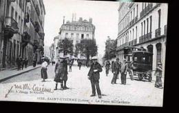 SAINT ETIENNE LA PLACE - Saint Etienne