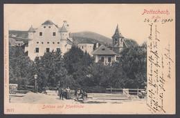 AK - Austria,  POTTSCHACH Schloss Und Pfarrkirche 1900 - Neunkirchen