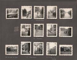 PAYS BAS HOLLANDE HOLLAND 1950 - 34 PHOTOS ORIGINALE AMSTERDAM - HAARLEM - ALKMAAR - MARKEN - Lugares