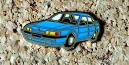 Pin's RENAULT R21 Bleue - Peint Cloisonné - Fabricant Inconnu - Renault