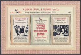 Bangladesh (2020) - Block - /  Constitution - Bangladesh