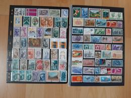 Italien Mit Zirka 1180 Marken - Lots & Kiloware (mixtures) - Min. 1000 Stamps