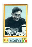 "11836 "" COSTANTE GIRARDENGO "" FIGURINA SERIE SPRINT 71 BY PANINI-MODENA - Cycling"