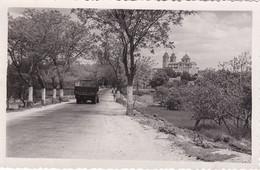 Carretera Murcia Granada: Velez-Rubio (Almeria) - Almería