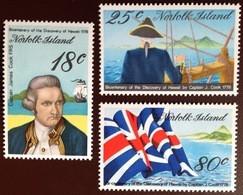 Norfolk Island 1978 Cook Bicentennial Hawaii MNH - Norfolk Island