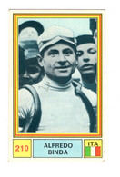 "11841 "" ALFREDO BINDA "" FIGURINA SERIE SPRINT 71 BY PANINI-MODENA - Cycling"