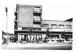 CPSM 59 - PHOTO - MAUBEUGE - LE GRAND CERF - HOTEL RESTAURANT - Maubeuge