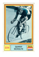 "11846 "" GERRIT SCHULTE "" FIGURINA SERIE SPRINT 71 BY PANINI-MODENA - Cycling"