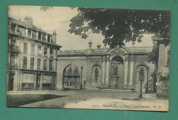 54 Nancy Place Vaudémont ( Coquille, Shell )  54 - Nancy