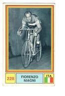"11847 "" FIORENZO MAGNI "" FIGURINA SERIE SPRINT 71 BY PANINI-MODENA - Cycling"