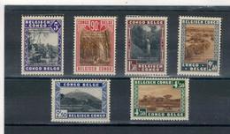 1938 - Propagande Pour Les Parcs Nationaux. - 1923-44: Mint/hinged