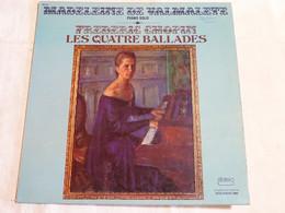 Madeleine De VALMALETE, CHOPIN, Les Quatre Ballades, Dédicacé - Classical