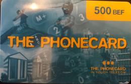 BELGIQUE - Prepaid  - The Phonecard  -  500 BEF - GSM-Kaarten, Herlaadbaar & Voorafbetaald