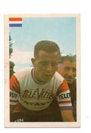 """11855 """" LEO VAN DONGEN - MADE 2-1-1942 """" - Cycling"""