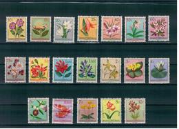 1952 - Fleurs Du Congo. - 1947-60: Mint/hinged
