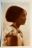 VARIE COLONIE SOMALIA PROFILO SOMALO Formato Piccolo Non Viaggiata Anni '30 Foto A.Parodi Condizioni Buone - Somalia