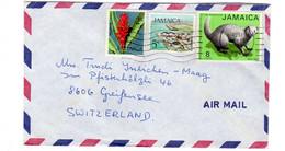 GIAMAICA Air Mail 1973 - Jamaica (1962-...)