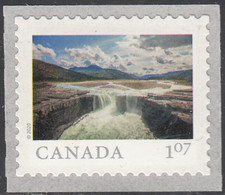 Canada 2020 $1.07 Carcajou Falls Ex Coil From Far And Wide - Unused Stamps