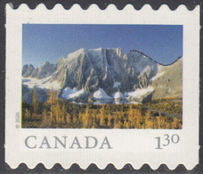 Canada 2020 $1.30 Kootenay National Park Ex Coil From Far And Wide - Unused Stamps