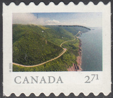 Canada 2020 $2.71 Cabot Trail Ex Coil From Far And Wide - Unused Stamps