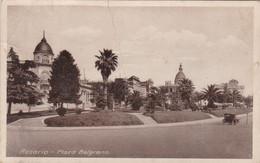 Rosario - Plaza Belgrano Viaggiata 1927 - Argentina