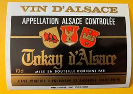 19241 - Alsace Tokay Cave Vinicole Eguisheim - White Wines