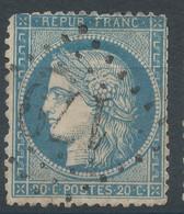 Lot N°60276   N°37, Oblit GC 179 Artenay, Loiret (43), Ind 6 - 1870 Besetzung Von Paris