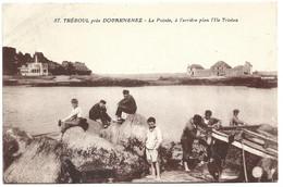 Douarnenez : Tréboul ,La Pointe Et L'Ile Tristan - Douarnenez