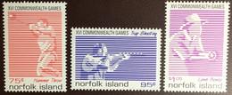 Norfolk Island 1998 Commonwealth Games MNH - Norfolk Island