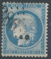 Lot N°60278   N°37, Oblit GC - 1870 Besetzung Von Paris
