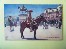 MEXICO. Un Charro. - Mexico