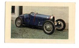 "11870 "" BUGATTI 1929-TYPE 35 "" RALLYE DES ANCETRES-RALLYE VAN OUDE WAGENS - Automobili"
