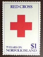 Norfolk Island 1989 Red Cross MNH - Norfolk Island