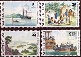 Norfolk Island 1989 Mutiny On The Bounty MNH - Norfolk Island