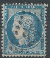 Lot N°60283   N°37, Oblit GC 252 Auxi-le-Chateau, Pas-de-Calais (61) - 1870 Besetzung Von Paris