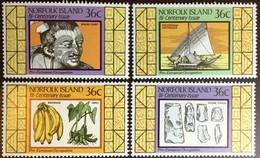Norfolk Island 1986 Settlement Bicentenary 2nd Issue MNH - Norfolk Island