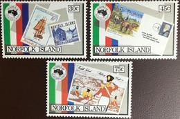 Norfolk Island 1984 Ausipex MNH - Norfolk Island