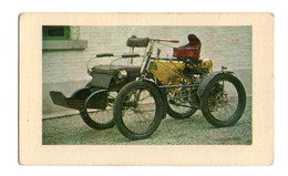 "11873 "" MOTO DE DION-BOUTON "" RALLYE DES ANCETRES-RALLYE VAN OUDE WAGENS - Automobili"
