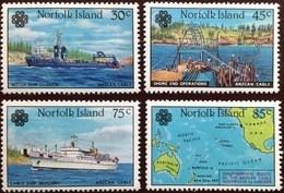 Norfolk Island 1983 World Communications MNH - Norfolk Island