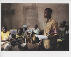 Afrique Burkina Faso 2011 - Beodogo Cours Alphabétisation Adulte - Bruno Barbey Photographe - Burkina Faso