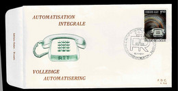 FDC : Nr 1567:  Stempel: 2000 Antwerpen - 1971-80