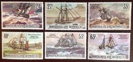 Norfolk Island 1982 Shipwrecks MNH - Norfolk Island
