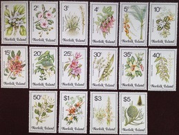 Norfolk Island 1984 Flowers MNH - Non Classificati