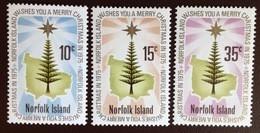 Norfolk Island 1975 Christmas MNH - Norfolk Island